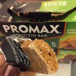 激旨ピーナッツバター味のプロテインバーで糖質ダイエット(プロマックス・ピーナッツバター)