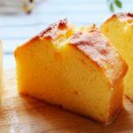 パウンドケーキ一本や一切れ、カフェやコンビニ商品のカロリーと糖質量まとめ
