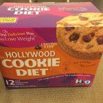 アイハーブのおすすめハリウッドダイエットクッキーチョコチップ味レビュー